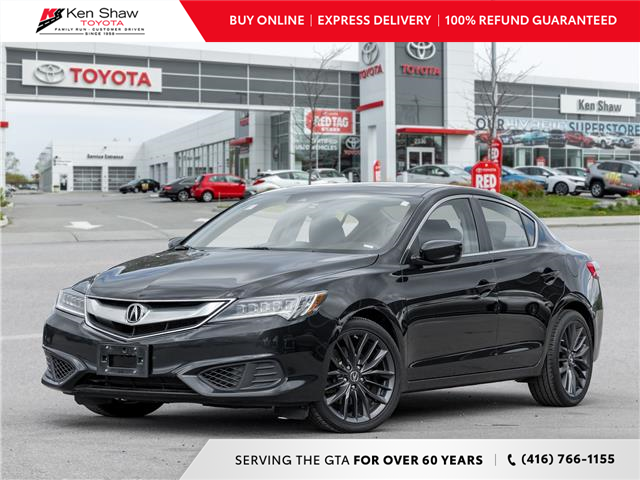 2018 Acura ILX Base (Stk: A18365A) in Toronto - Image 1 of 21