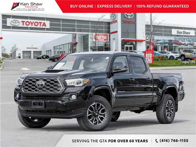 2021 Toyota Tacoma Base (Stk: 81294) in Toronto - Image 1 of 24