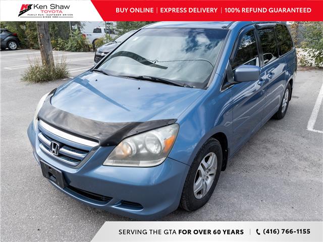 2007 Honda Odyssey EX-L (Stk: 17931AB) in Toronto - Image 1 of 4