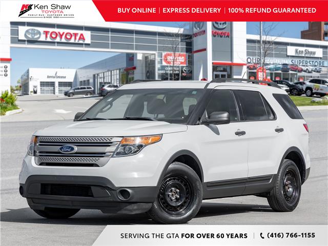 2014 Ford Explorer Base (Stk: I18392A) in Toronto - Image 1 of 21