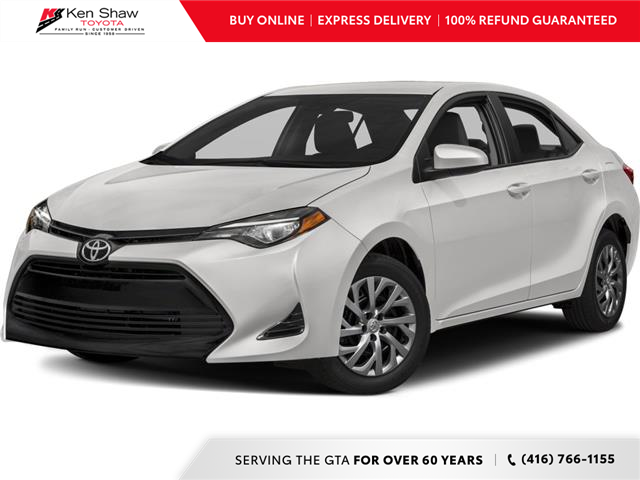 2017 Toyota Corolla LE (Stk: R18468A) in Toronto - Image 1 of 1