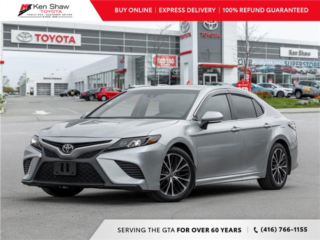 2018 Toyota Camry SE (Stk: A18423A) in Toronto - Image 1 of 23