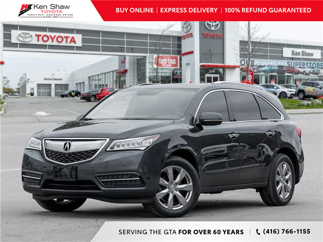 2015 Acura MDX Elite Package (Stk: T18444A) in Toronto - Image 1 of 27