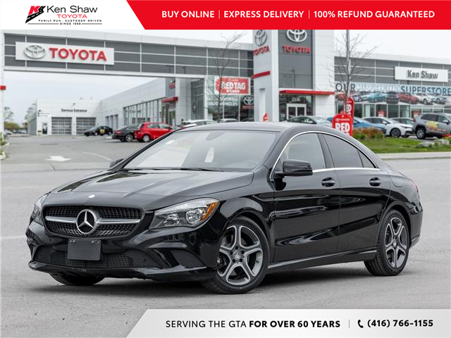 2016 Mercedes-Benz CLA-Class Base (Stk: I18397A) in Toronto - Image 1 of 26