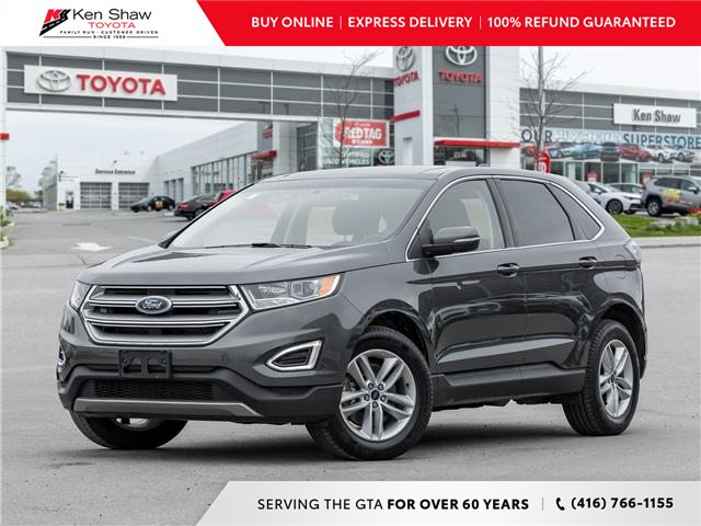 2017 Ford Edge SEL (Stk: I18432A) in Toronto - Image 1 of 23
