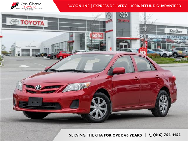 2012 Toyota Corolla CE (Stk: A18426A) in Toronto - Image 1 of 20