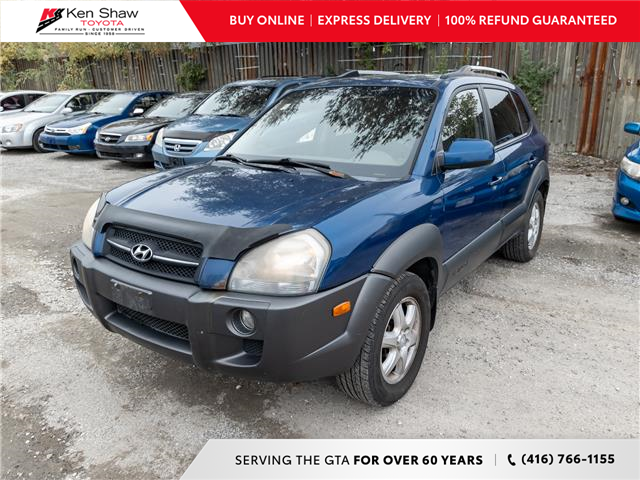 2005 Hyundai Tucson GL (Stk: I18491A) in Toronto - Image 1 of 4