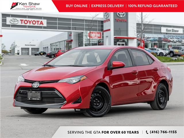 2018 Toyota Corolla LE (Stk: A18532A) in Toronto - Image 1 of 22