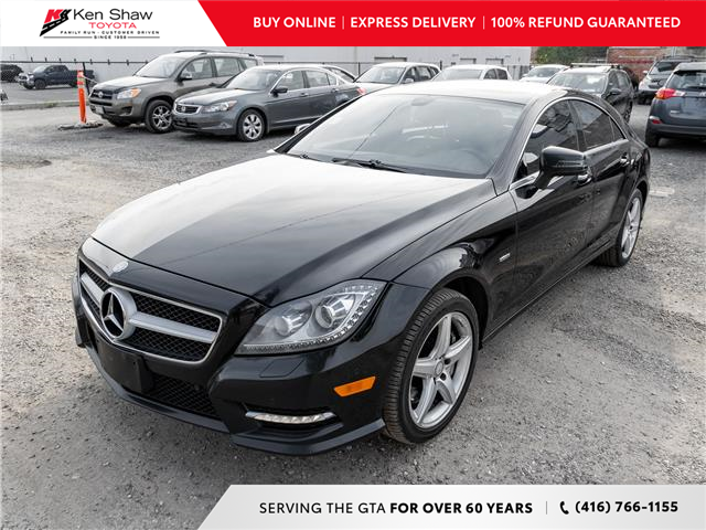 2012 Mercedes-Benz CLS-Class Base (Stk: I18499A) in Toronto - Image 1 of 4