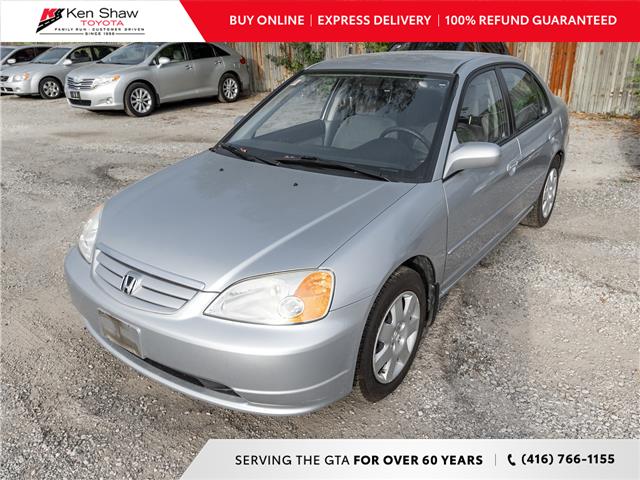 2002 Honda Civic LX-G (Stk: UA18364A) in Toronto - Image 1 of 4