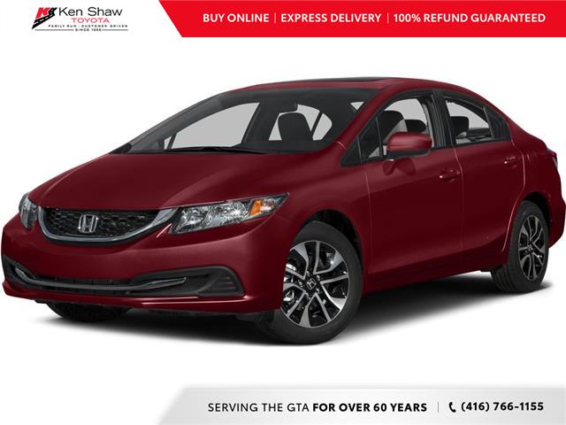 2015 Honda Civic EX (Stk: I18559A) in Toronto - Image 1 of 1