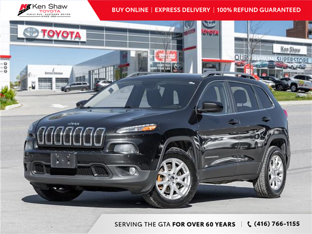 2014 Jeep Cherokee North (Stk: UI18381A) in Toronto - Image 1 of 21