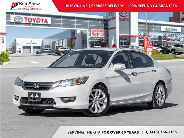 2014 Honda Accord Touring (Stk: W18547A) in Toronto - Image 1 of 27