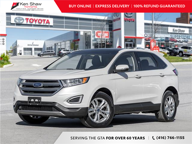 2017 Ford Edge SEL (Stk: W18550A) in Toronto - Image 1 of 23