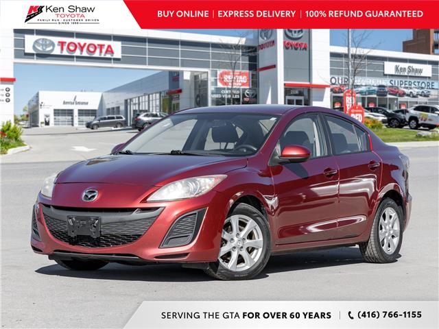 2011 Mazda Mazda3 GX (Stk: N81229A) in Toronto - Image 1 of 19