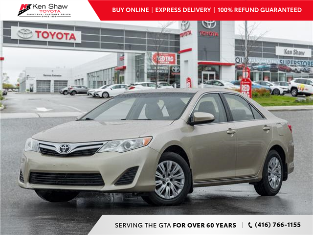 2012 Toyota Camry LE (Stk: W18525A) in Toronto - Image 1 of 19
