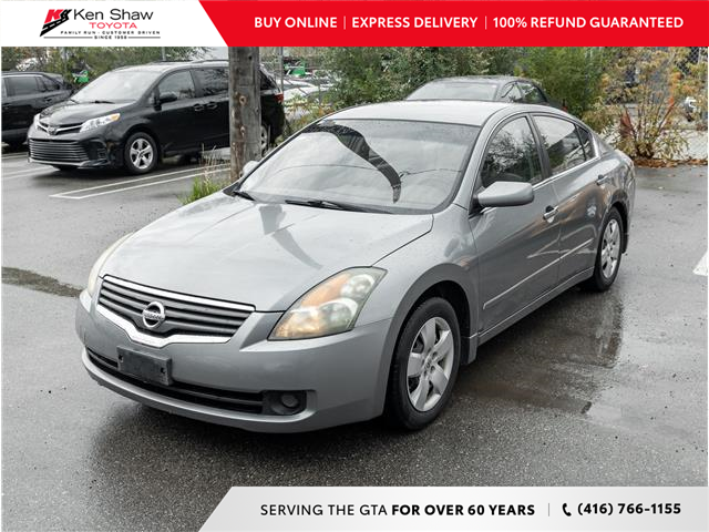 2007 Nissan Altima 2.5 S (Stk: 18412AB) in Toronto - Image 1 of 4
