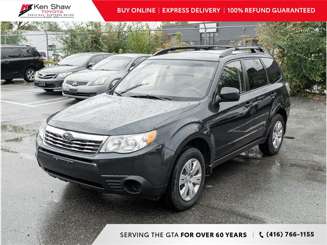 2010 Subaru Forester 2.5 X (Stk: I18560A) in Toronto - Image 1 of 4