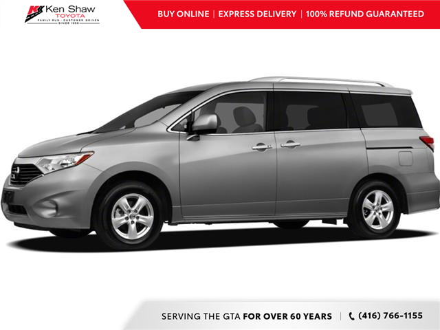 2012 Nissan Quest 3.5 LE (Stk: I18569A) in Toronto - Image 1 of 1