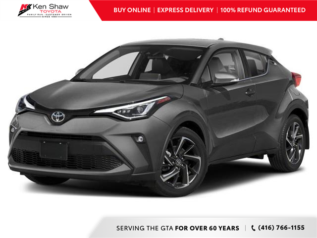 2021 Toyota C-HR Limited (Stk: 8396X) in Toronto - Image 1 of 9
