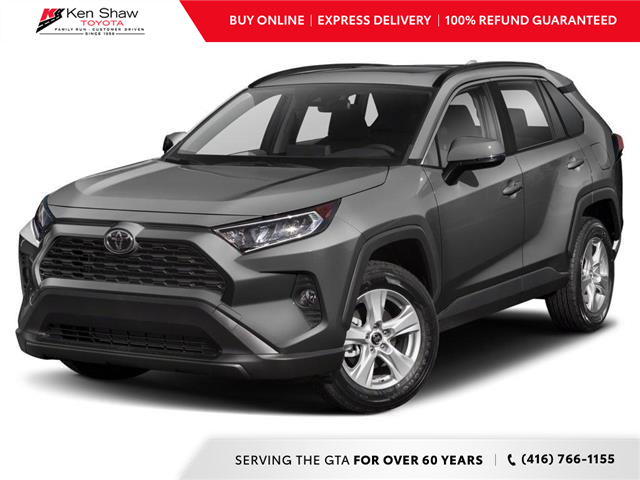 2021 Toyota RAV4 XLE (Stk: 81416) in Toronto - Image 1 of 9