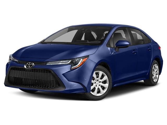 2020 Toyota Corolla LE (Stk: 22324) in Thunder Bay - Image 1 of 9