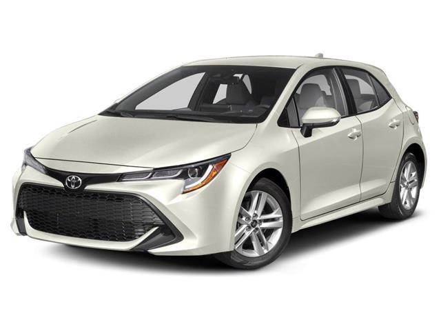 2020 Toyota Corolla Hatchback Base (Stk: 22333) in Thunder Bay - Image 1 of 9