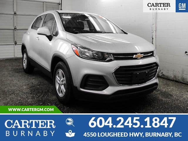 2020 Chevrolet Trax LS (Stk: T0-77360) in Burnaby - Image 1 of 12