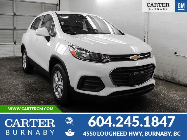 2020 Chevrolet Trax LS (Stk: T0-71010) in Burnaby - Image 1 of 12
