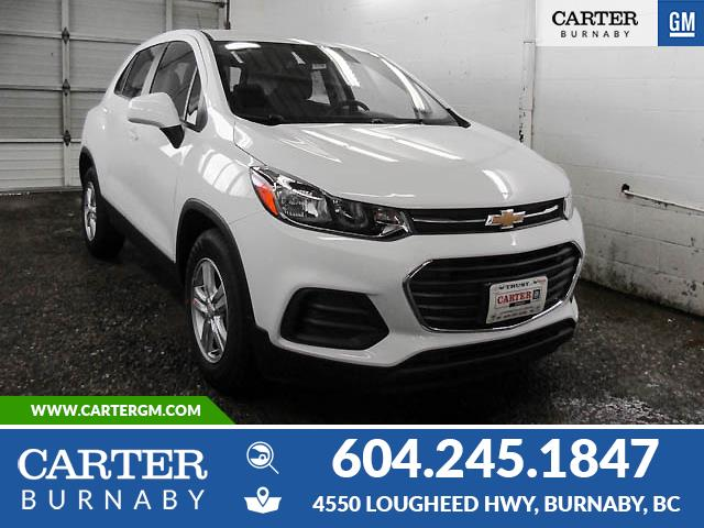 2020 Chevrolet Trax LS (Stk: T0-77680) in Burnaby - Image 1 of 13