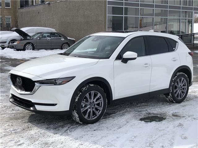 2019 Mazda CX-5 GT w/Turbo (Stk: K7985) in Calgary - Image 1 of 19