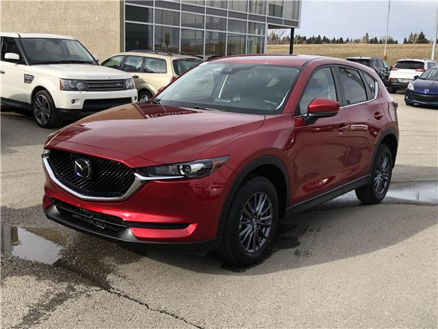 2019 Mazda CX-5 GS (Stk: K7953) in Calgary - Image 1 of 21