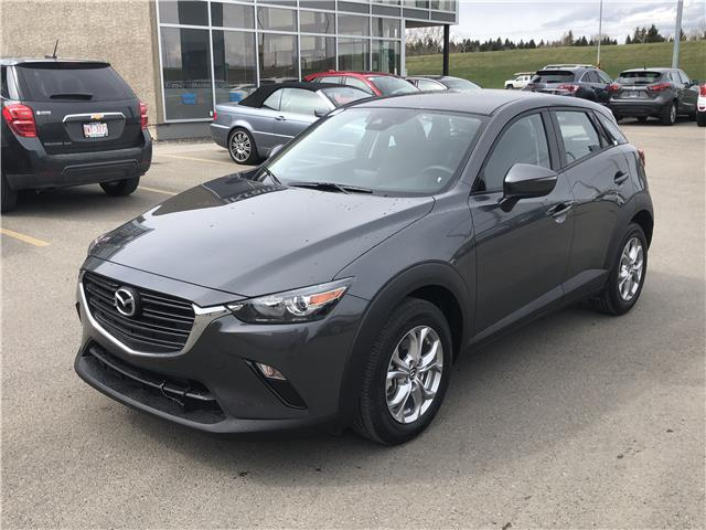 2019 Mazda CX-3 GS (Stk: K8031) in Calgary - Image 1 of 20