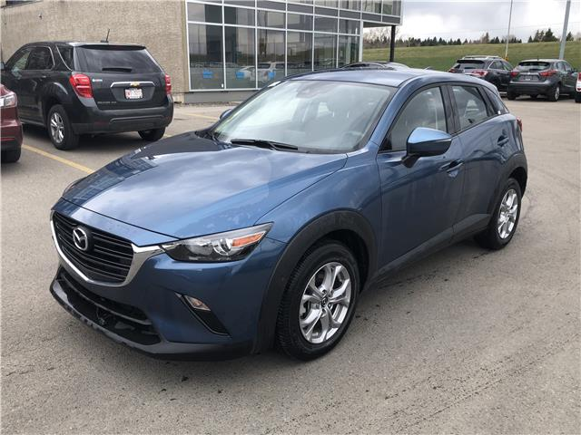 2019 Mazda CX-3 GS (Stk: K7988) in Calgary - Image 1 of 20