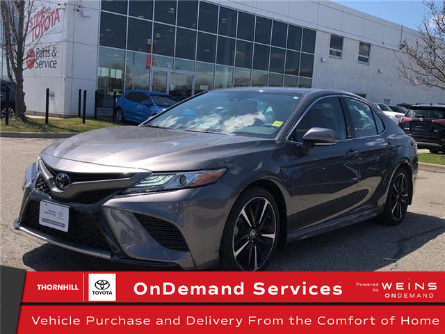 2019 Toyota Camry XSE (Stk: U3209) in Concord - Image 1 of 23