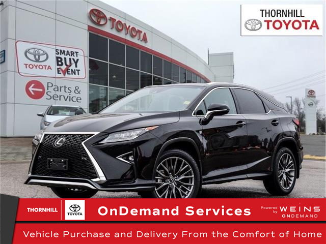2019 Lexus RX 350 Base (Stk: U3077) in Concord - Image 1 of 28