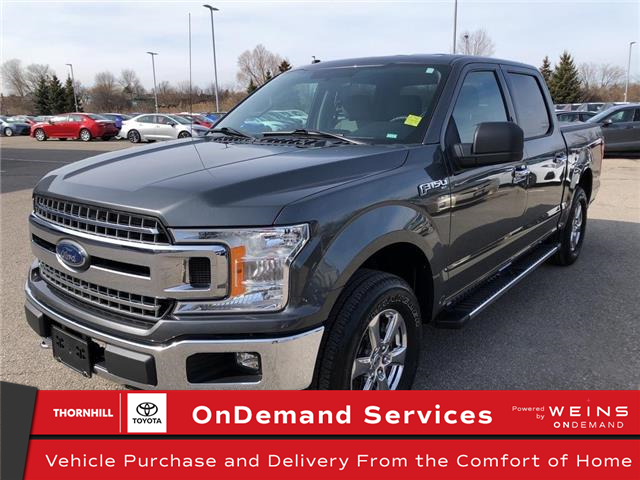 2018 Ford F-150  (Stk: 70356A) in Concord - Image 1 of 24