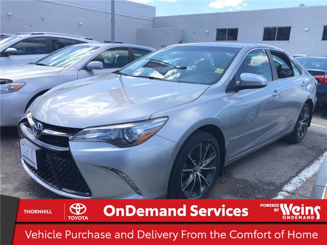2016 Toyota Camry  (Stk: U2997) in Concord - Image 1 of 21