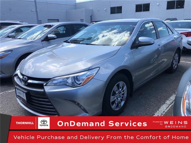 2016 Toyota Camry  (Stk: U3088) in Concord - Image 1 of 20