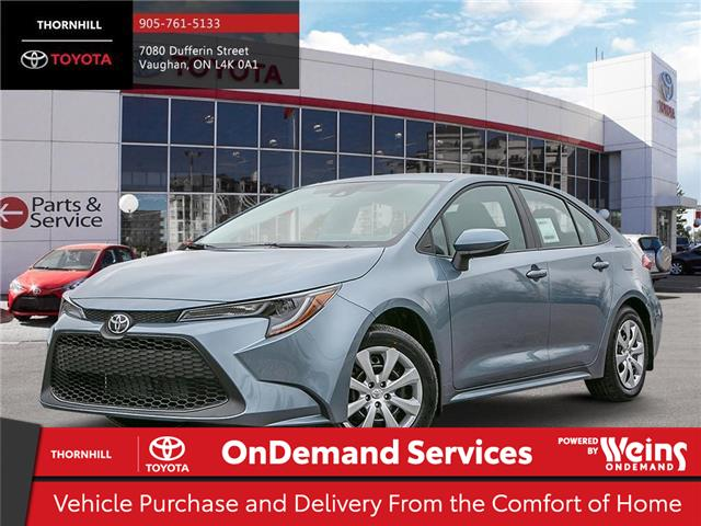 2020 Toyota Corolla LE (Stk: 70643) in Concord - Image 1 of 24