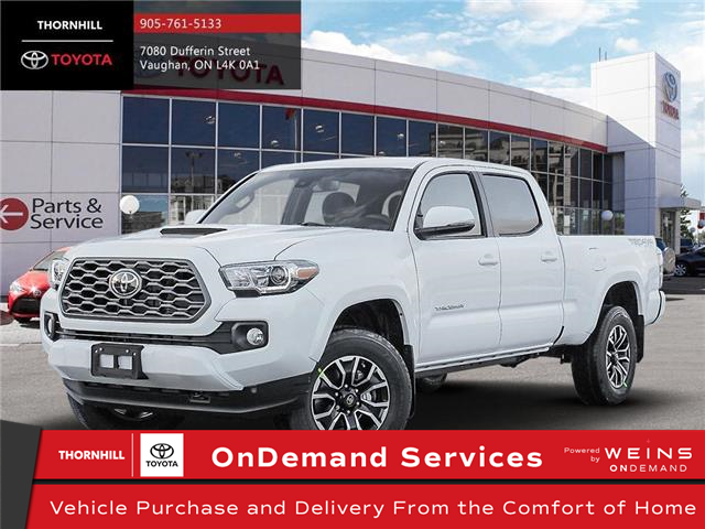 2020 Toyota Tacoma Base (Stk: 70104) in Concord - Image 1 of 24