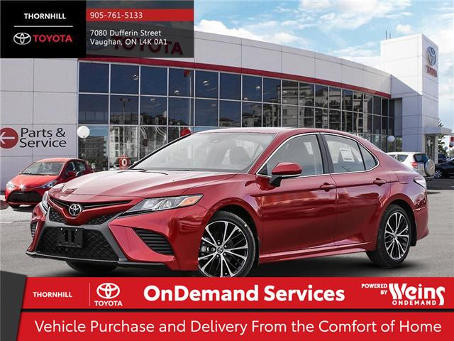 2020 Toyota Camry SE (Stk: 69894) in Concord - Image 1 of 24