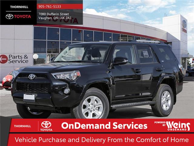 2020 Toyota 4Runner Base (Stk: 70608) in Concord - Image 1 of 23