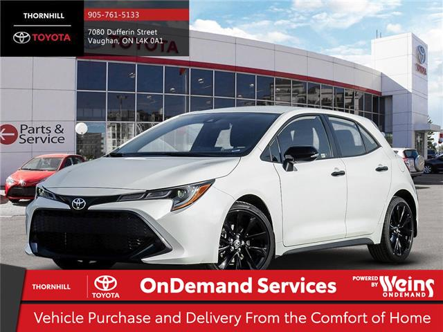 2020 Toyota Corolla Hatchback Base (Stk: 70571) in Concord - Image 1 of 19