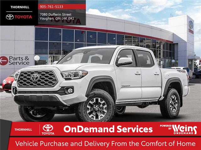 2020 Toyota Tacoma Base (Stk: 70087) in Concord - Image 1 of 24