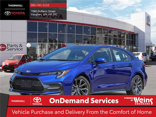 2020 Toyota Corolla XSE (Stk: 69688) in Concord - Image 1 of 24