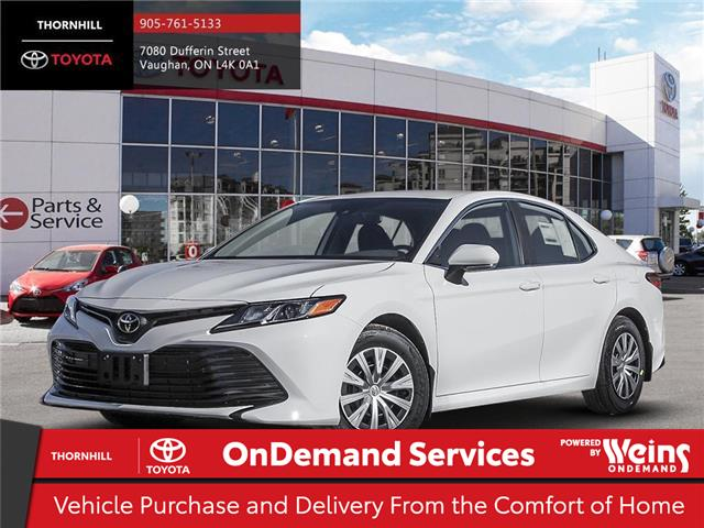 2020 Toyota Camry LE (Stk: 69777) in Concord - Image 1 of 24