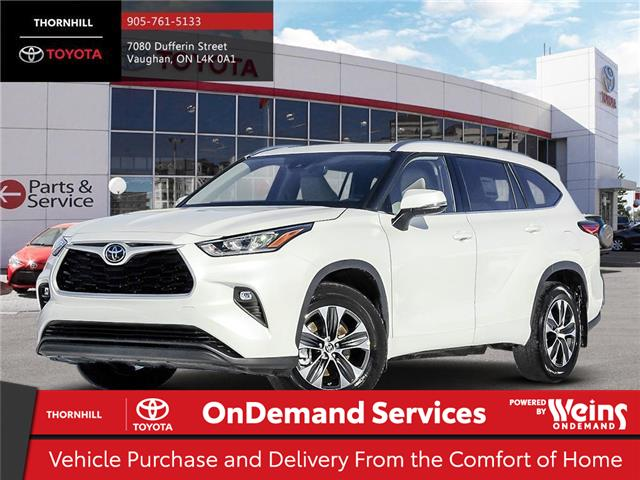 2020 Toyota Highlander XLE (Stk: 70411) in Concord - Image 1 of 23