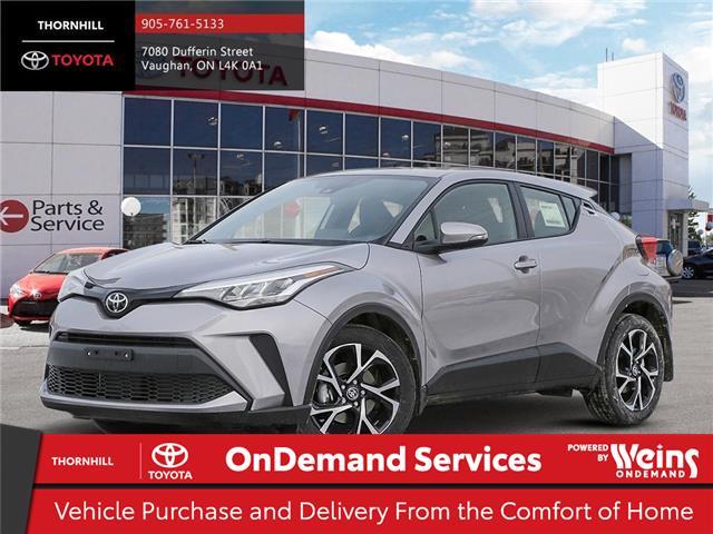 2020 Toyota C-HR XLE Premium (Stk: 70612) in Concord - Image 1 of 24