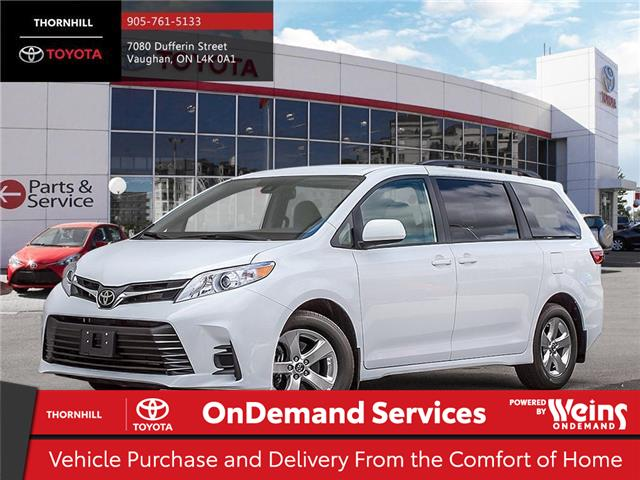 2020 Toyota Sienna LE 8-Passenger (Stk: 70595) in Concord - Image 1 of 24